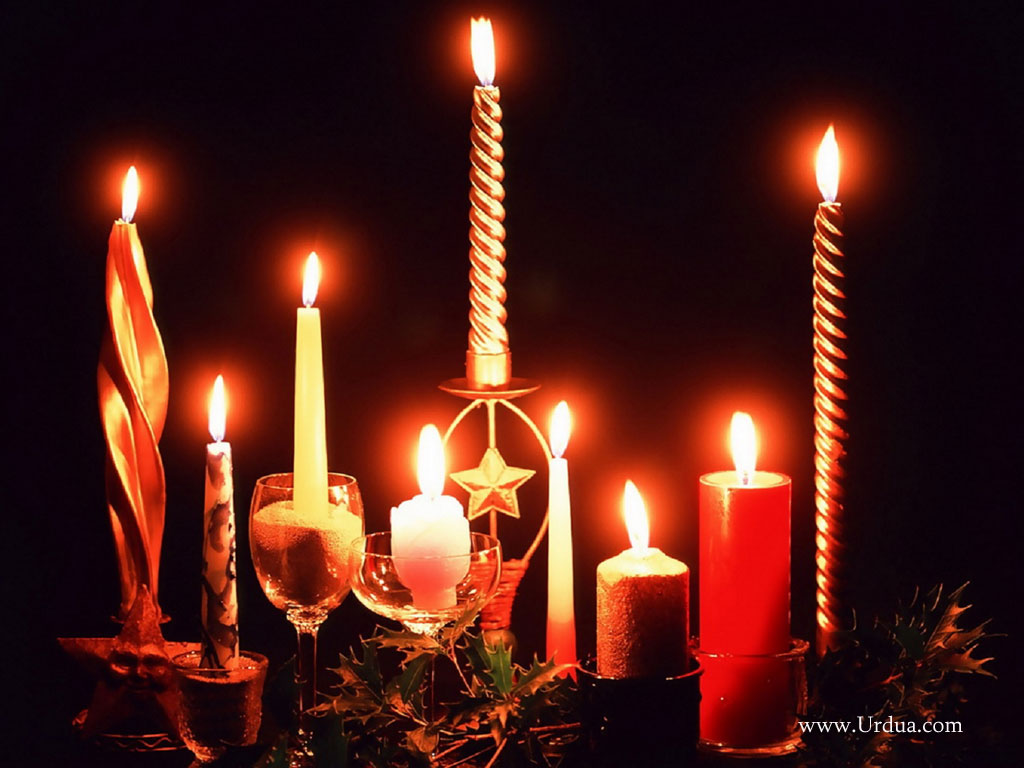 free games wallpapers christmas candle wallpapers download