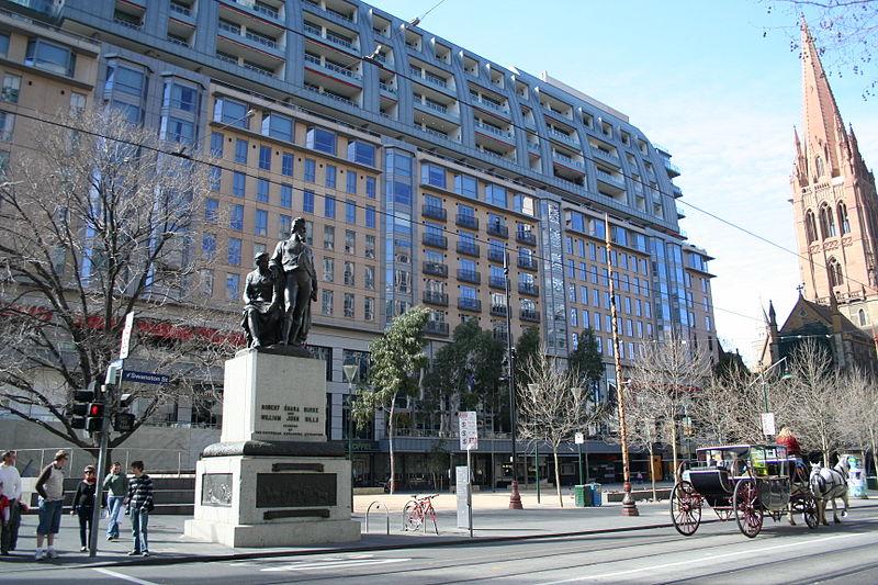 Melbourne/queen Victoria