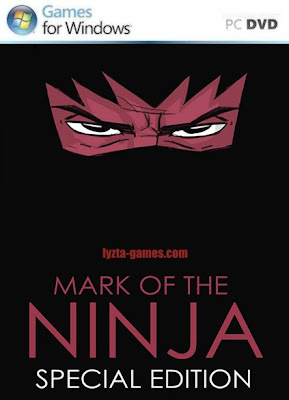 Mark of the Ninja: Special Edition PC Cover
