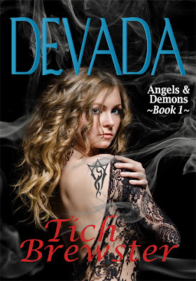 Release Day Blitz: Devada by Tich Brewster