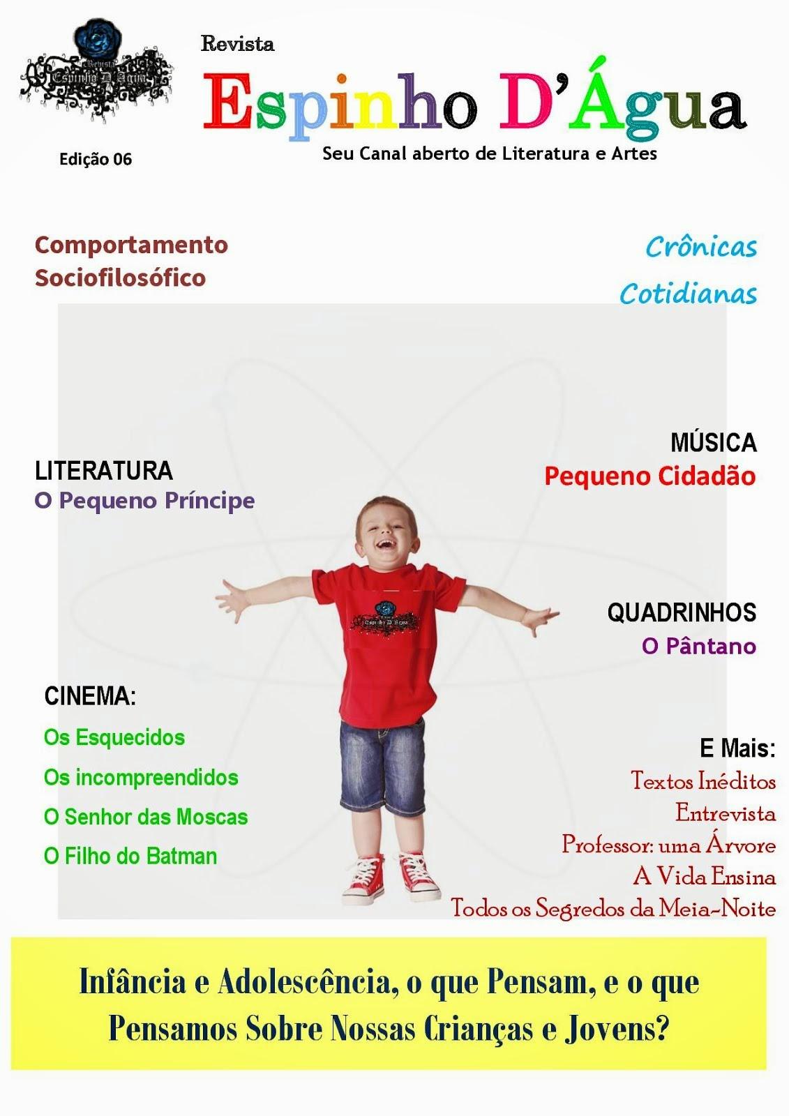 Revista Espinho D'água edição 06