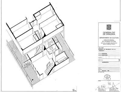 La Casa Bloc - Barcelona - vivienda