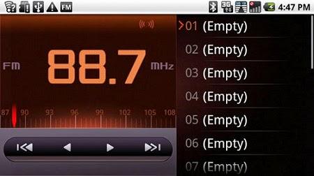 Aplikasi Radio Offline Android