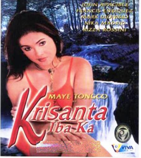 watch filipino classic movies pinoy tagalog films Krisanta Iba Ka
