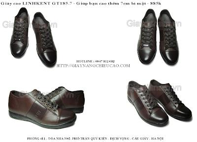 Giày nam đẹp GT185. 7