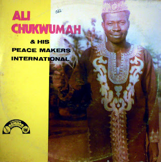 Ali Chukwumah & his Peacemakers International,Editions Namaco 1978