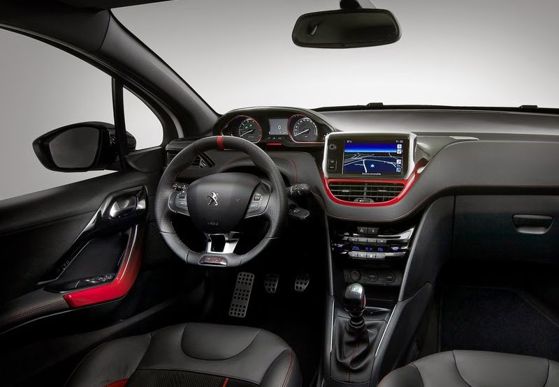 Peugeot 208 GTi, 2014, Indo Automobiles, Cars Concept, Luxury Automobile