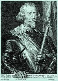 Carlos Coloma de Saa, marqués de Espina