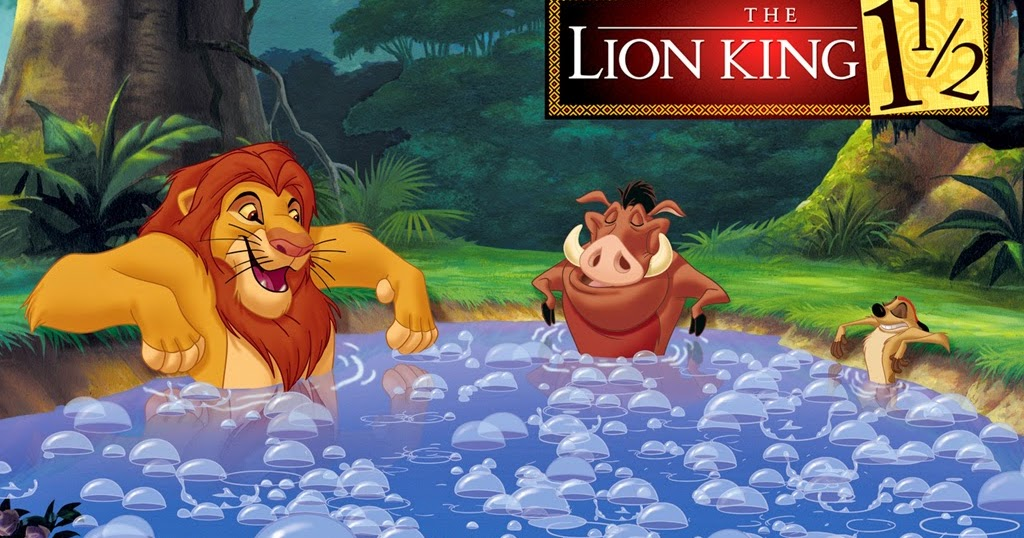 the lion king 1 1  2 - disney - full movie online