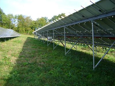 Farma fotowoltaiczne z inwerterami stringowymi