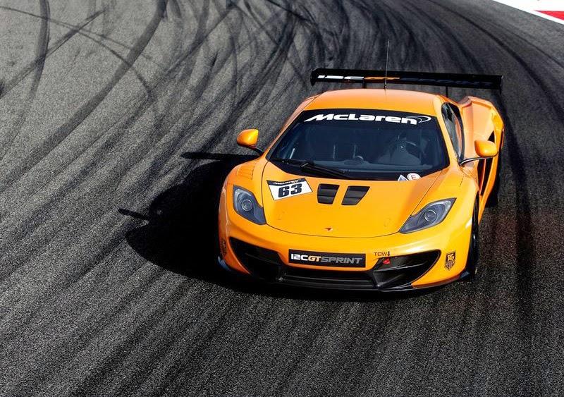 McLaren 12C GT Sprint, 2014, Indo Automobiles, Cars Concept, Luxury Automobile