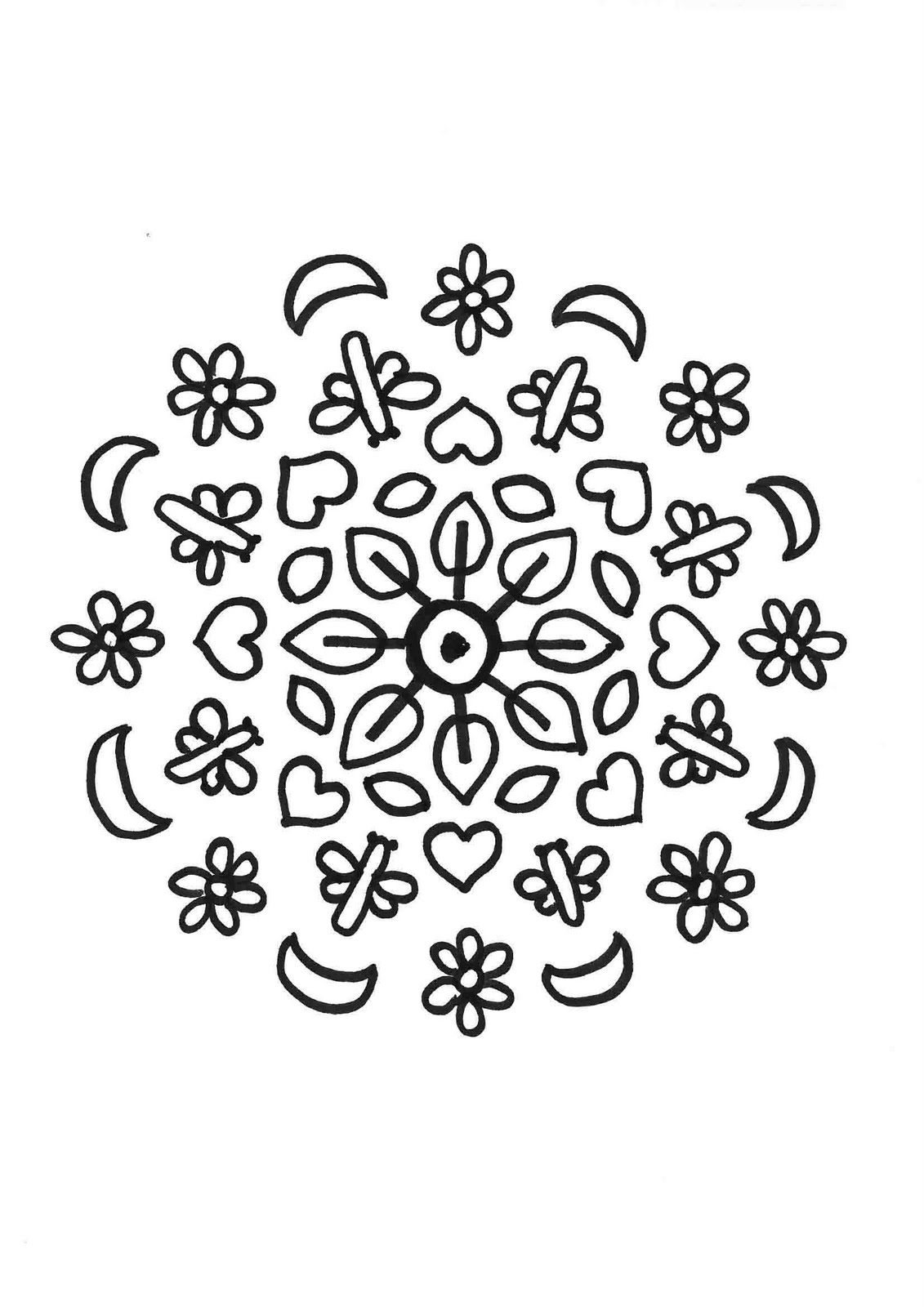 Make Your Own Coloring Pages