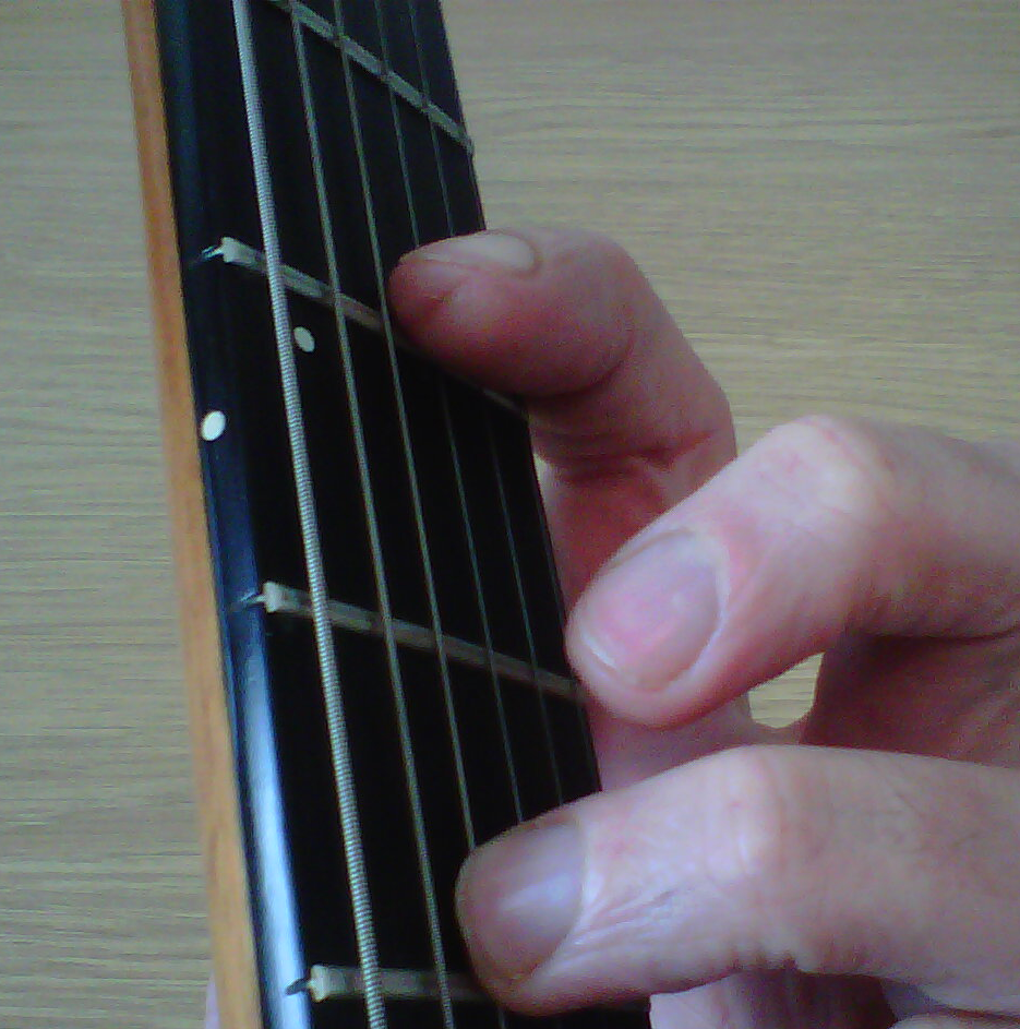 A New Guitar Chord Every Day F Minor Guitar Chord