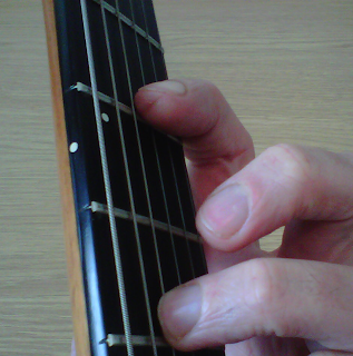 F# minor guitar chord