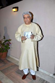 Javed Akhtar and Kunal Ganjawala at Audio release of 'Yeh Khula Aasmaan'