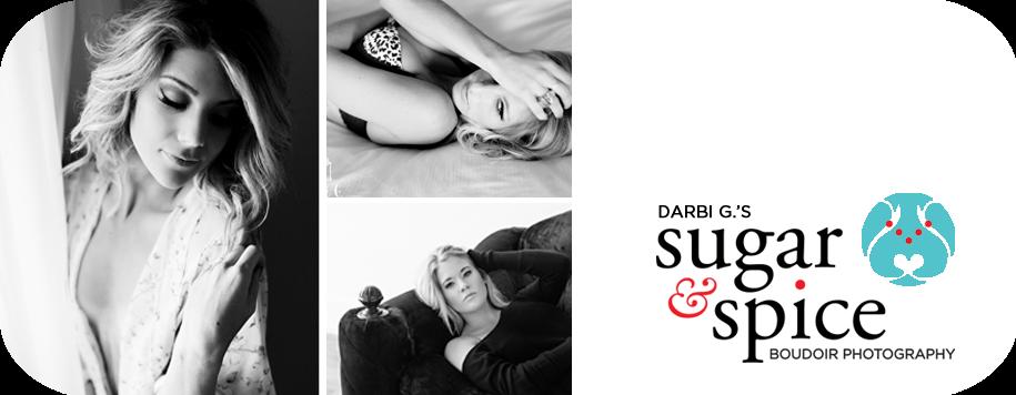 Kansas City Sugar & Spice Boudoir Photographer Darbi G. Photography-Sugar & Spice
