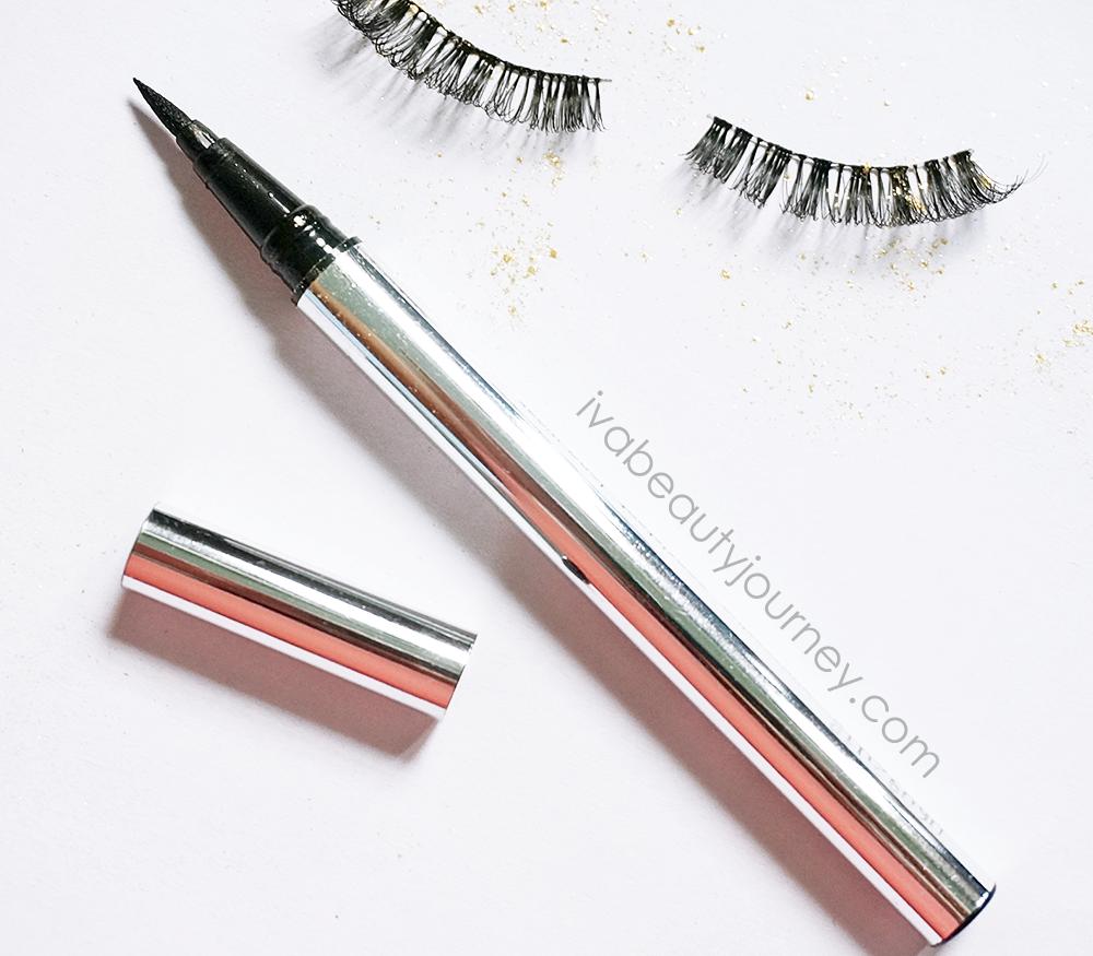 Wardah Optimum Black Liner Ini Punya Packaging Yang Sewajarnya Eyeliner Pen Pada Umumnya Bentuknya Spidol Dibuka Tutup Secara Design Aku Suka Banget