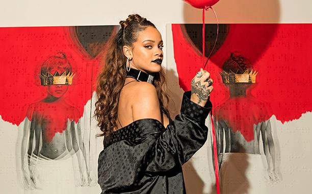 Lady Gaga, Beyonce y Rita Ora podrían estar en el álbum de Rihanna.