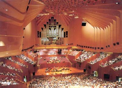 Opera House Sydney Inside