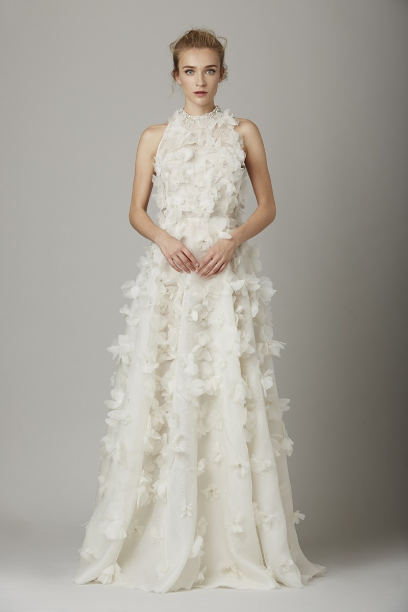Lela Rose Bridal Fall 2016 Collection