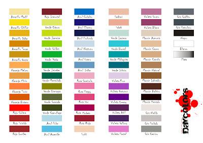 Paleta Colores Pintura Pared Latest Gama Colores Pintura Pared - Carta-colores-pintura-pared