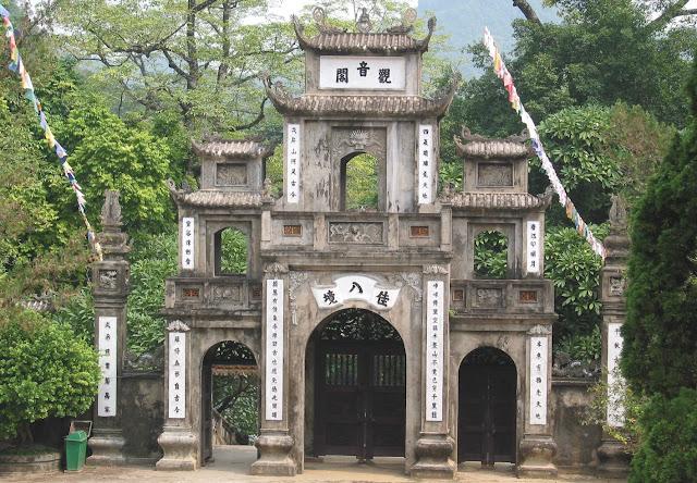La pagoda dei Profumi Vietnam