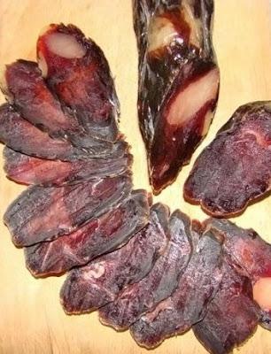 Вяленая колбаса Казылык