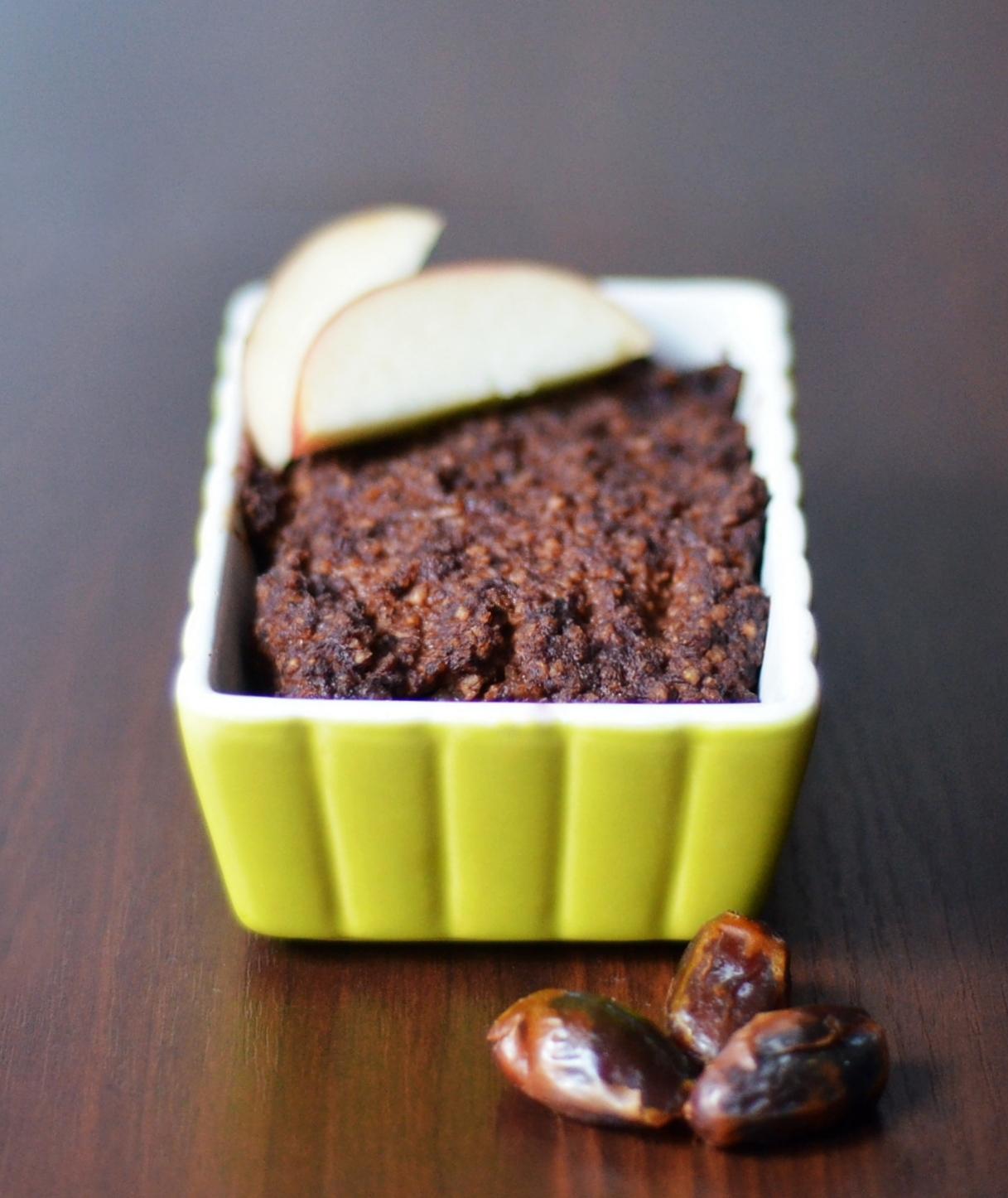 czekoladowe ciasto z kaszy jalglanej
