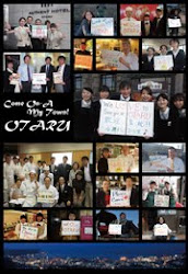 Come On-A My Town! OTARU
