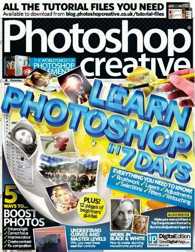 Photoshop Creative Magazine Issue 109 2014