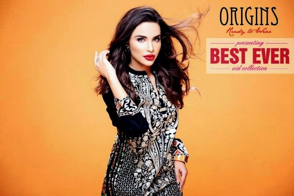Origins Ready To Wear Best Ever Eid Collection 2014