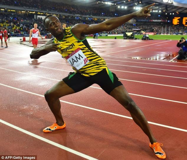 Usain Bolt : Race