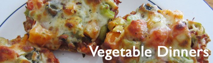 35+ Easy Meatless / Vegetarian Meals and Recipes for Lent - www.sweetlittleonesblog.com