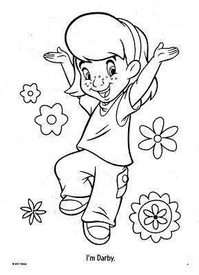 Desenho dos Super Detetives para colorir