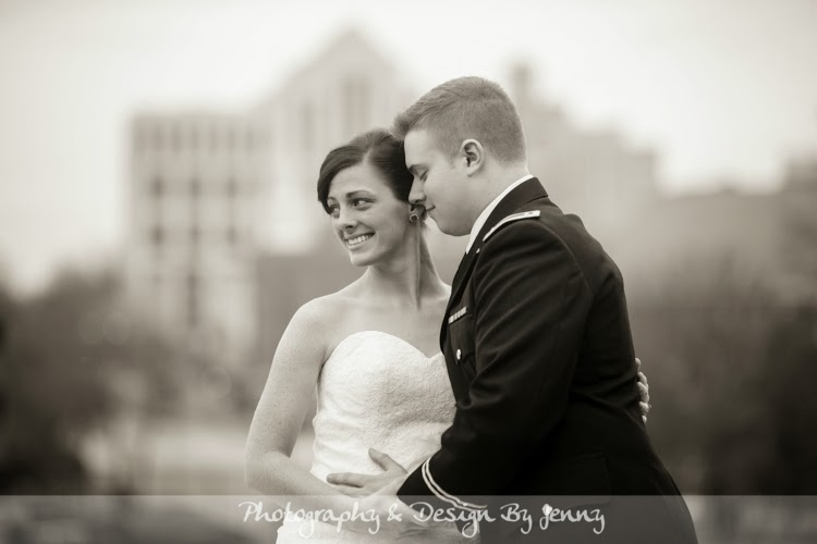 Downtown Greenville Wedding Photographer