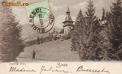 sinaia 1900
