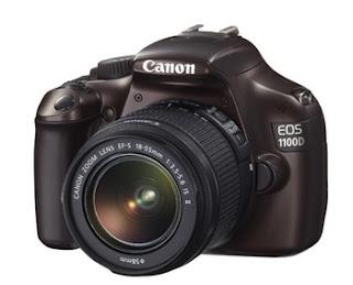 Canon EOS fretti