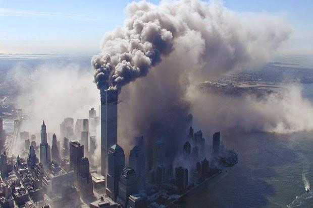Tragedi 11 september yang mengguncang AS