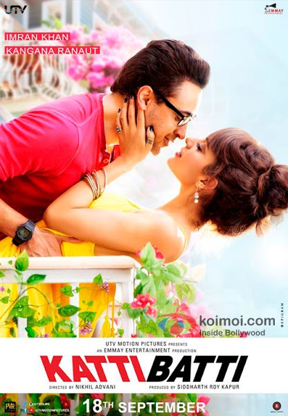 Katti Batti (2015) Movie Poster No. 1