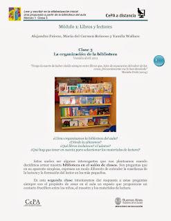 Módulo 1: Libros y lectores-Paione
