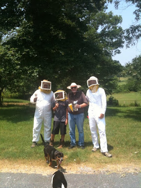 3 Generations of BeeKeepers