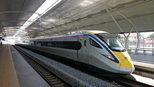 Perkhidmatan Kereta Api Laju KL - Padang Besar Beroperasi Esok