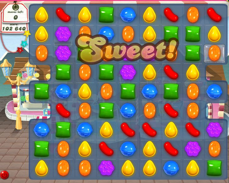 candy crush s&uuml