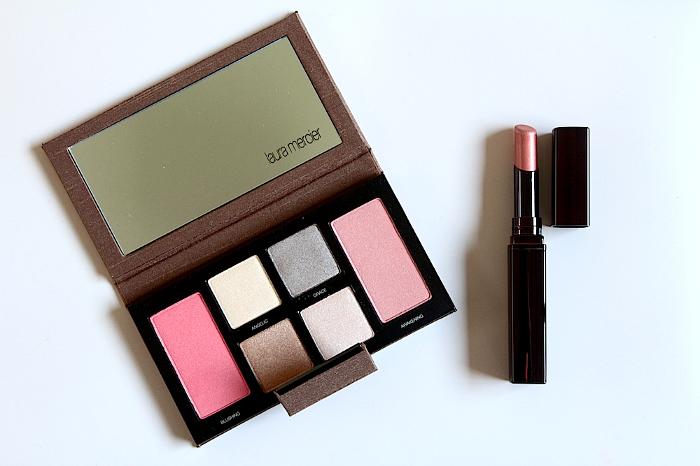 laura mercier maquillage printemps 2014 palette swatch avis test