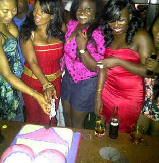 Pictures From Cossy Orjiakors Birthday Party 4