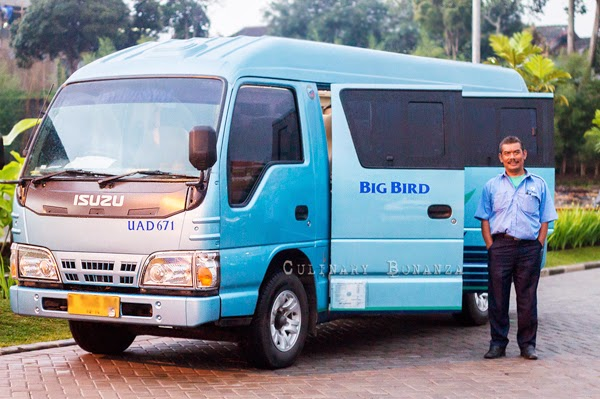 Blue Bird Group Chartered Bus