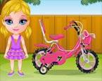Bisikletimi Yıka
