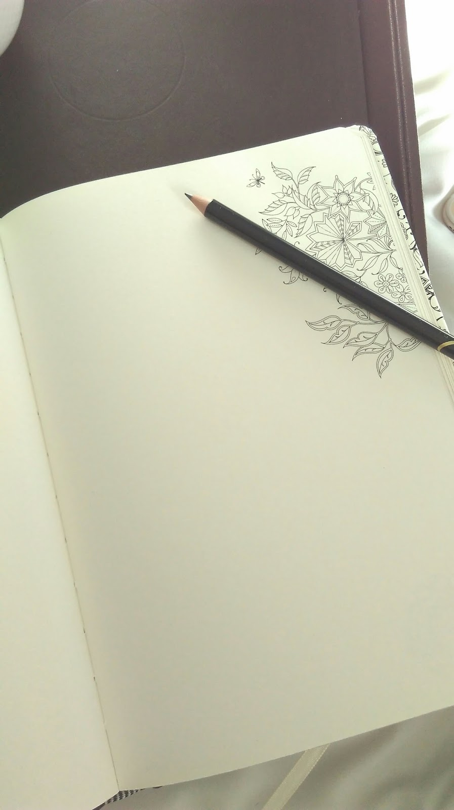 Decorated With Intricate And Hand Drawn Pen Ink Illustrations The Beautifully Produced Hardback Journal Also Is Perfect Decoration For A Coffee