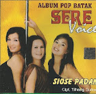 CD Musik Album Sere Voice (Pop Batak)