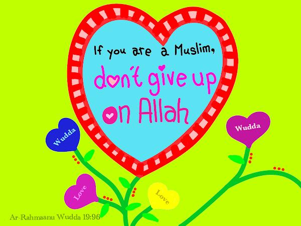 Masih Mencari Cahaya Sebenar Islam..